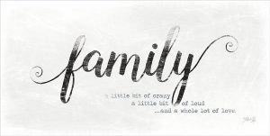 Family – A Whole Lot of Love