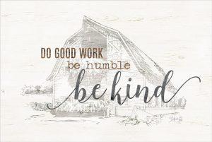 Do Good Work Barn