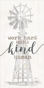 Be Kind Windmill