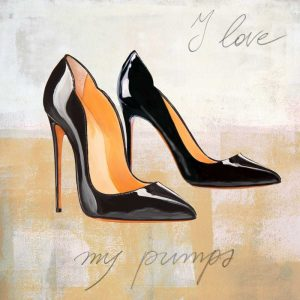 I Love my Pumps
