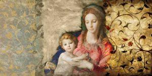 Virgin Mary-after Bronzino
