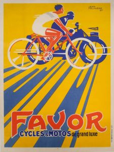 Favor Cycles et Motos 1927