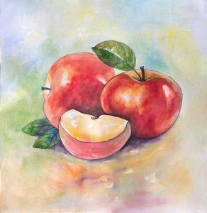 Succulent Apples