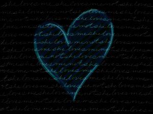 She Loves Me – Blue