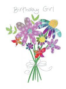Watercolor Flowers II