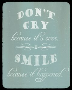 Dont Cry, Worry Tomorrow