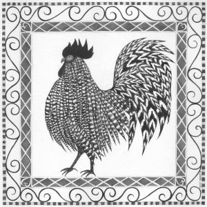 BandW Rooster II