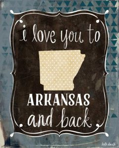 Arkansas and Back