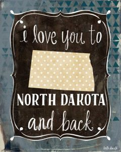 North Dakota and Back