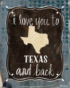 Texas and Back