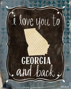 Georgia and Back