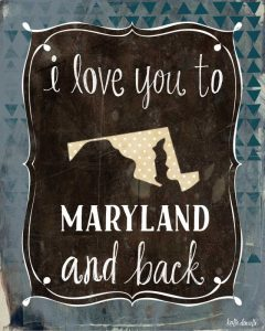 Maryland and Back