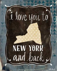 New York and Back