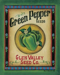 Green Pepper Seeds