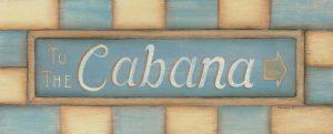 To the Cabana