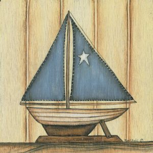 Sailboat with Star
