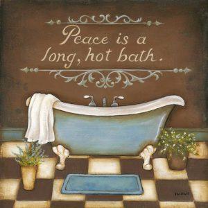 Long Hot Bath