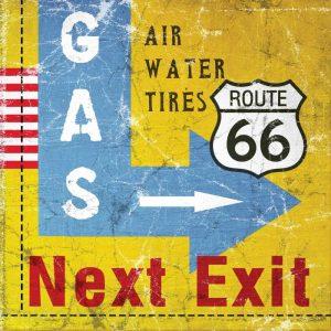 Gas Next Exit