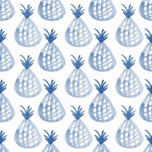 Indigo Pineapples