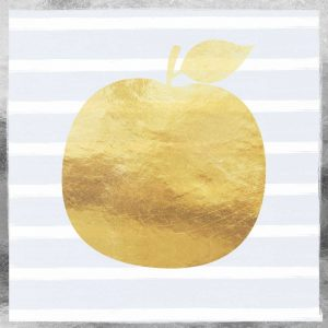 Gold and Silver Apple