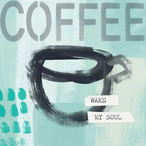 Blue Coffee I