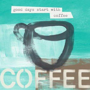 Blue Coffee II