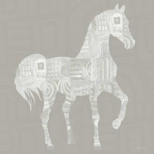 Modern Farm Horse I