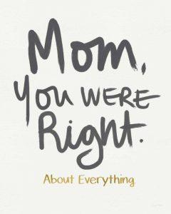 Right Mom