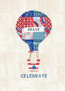 Celebrate Brave