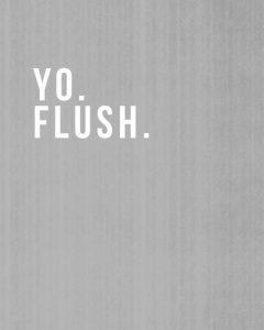 Yo Flush