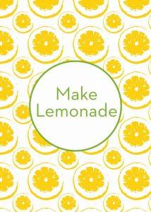 Make Lemonade III