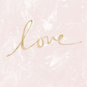 Love – Blush Marble