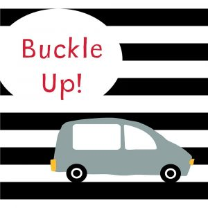 Buckle Up Grey