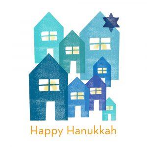 Hanukkah Houses