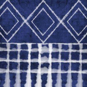 Blue Shibori D