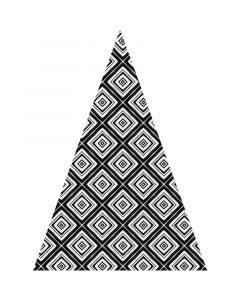 Modern Triangle Tree I