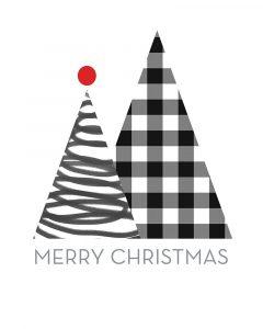 Modern Merry Christmas