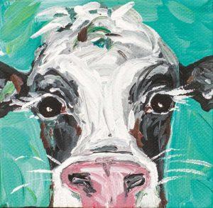 Oreo Cow