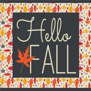 Hello Fall II