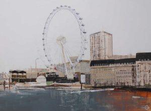 Ferris Wheel Landscape
