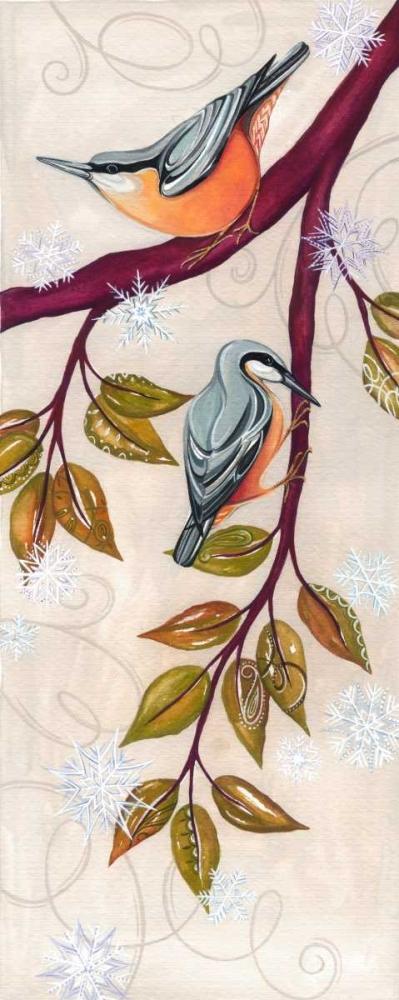 Branch Birds II
