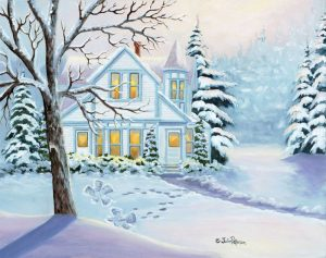 Christmas Snow Angels