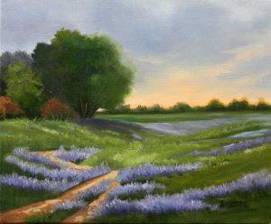 Trail of Purple
