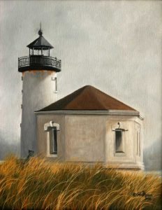 Coquil Lighthouse