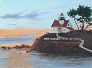 Battery Pt. Lighthouse