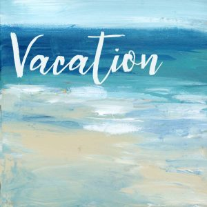 Vacation By the Sea