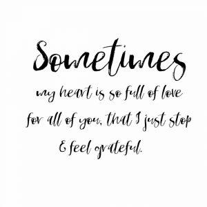 Sometimes Heart