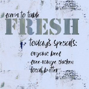 Fresh – Todays Special
