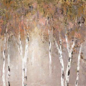 Sunlit Birch I