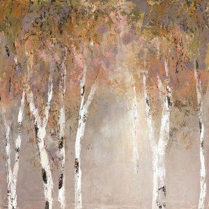 Sunlit Birch II